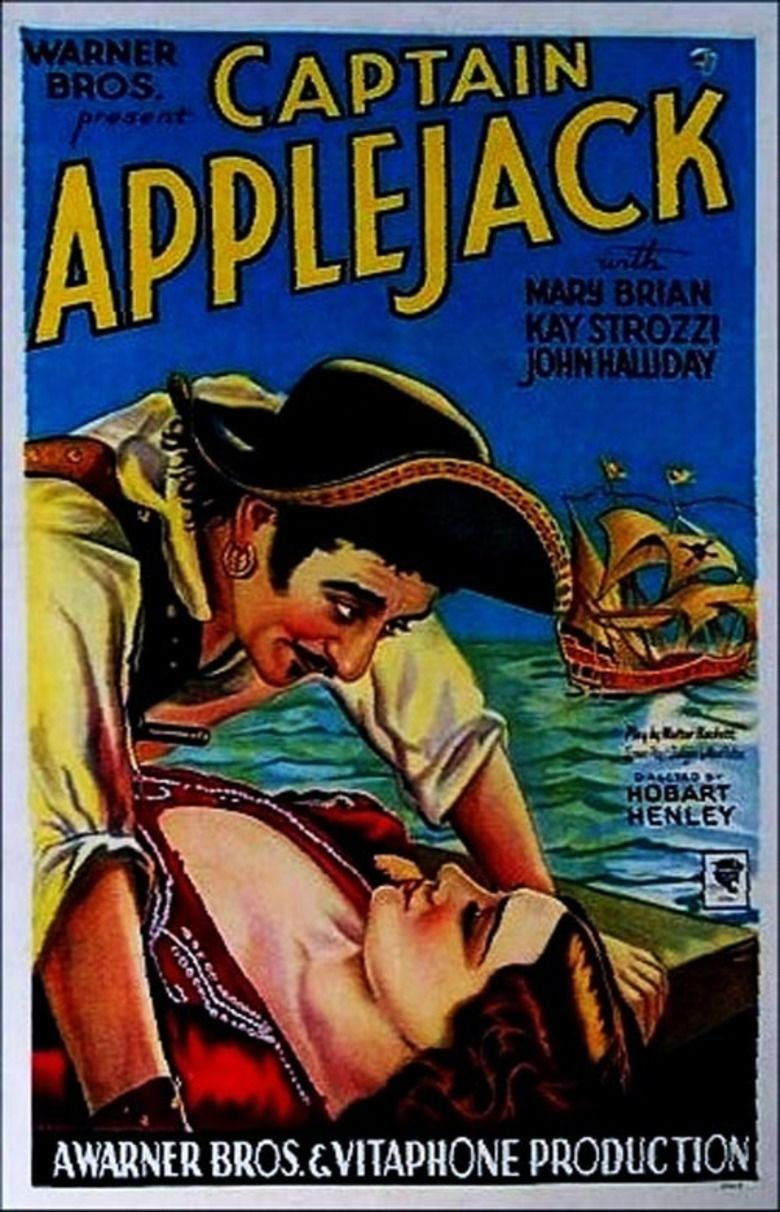 Captain Applejack movie poster