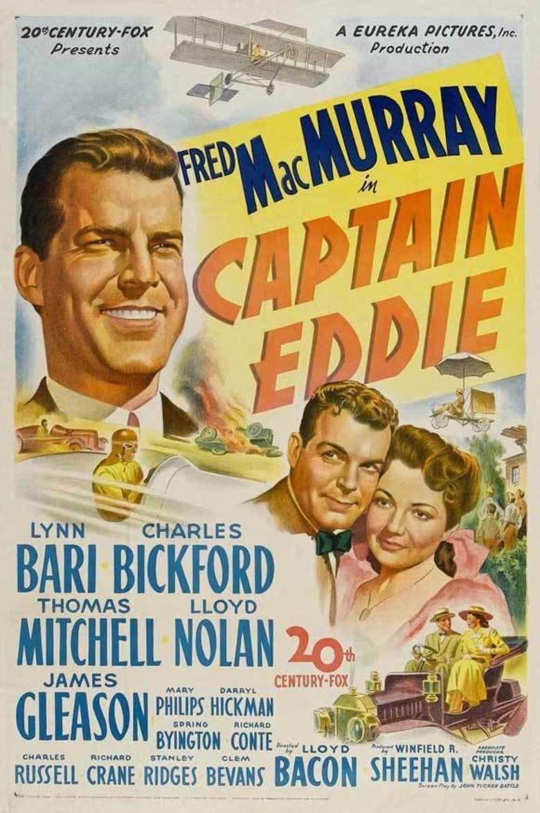 Captain Eddie movie poster