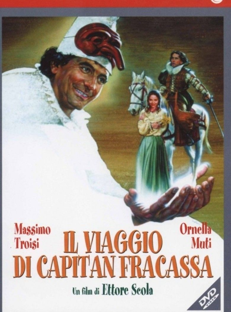 Captain Fracassas Journey movie poster