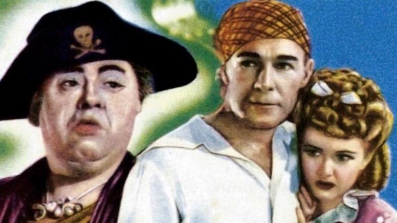 Captain Kidd (film) movie scenes