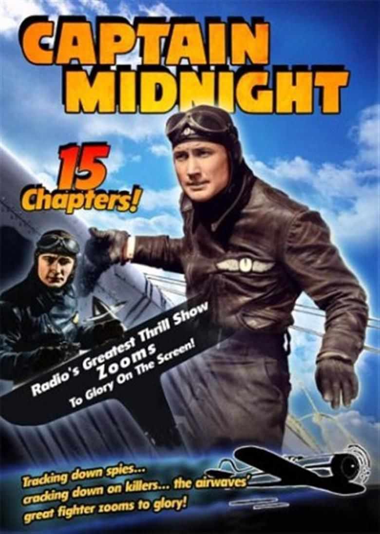 Captain Midnight (serial) movie poster