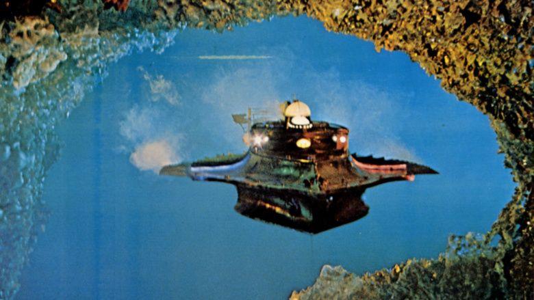 Captain Nemo and the Underwater City movie scenes