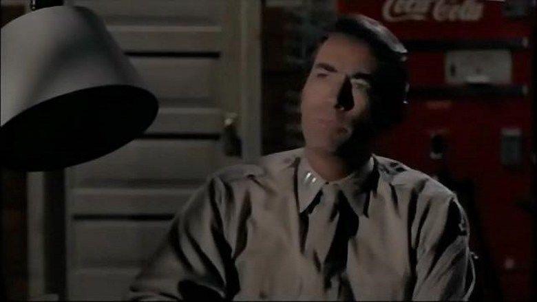 Captain Newman, MD movie scenes