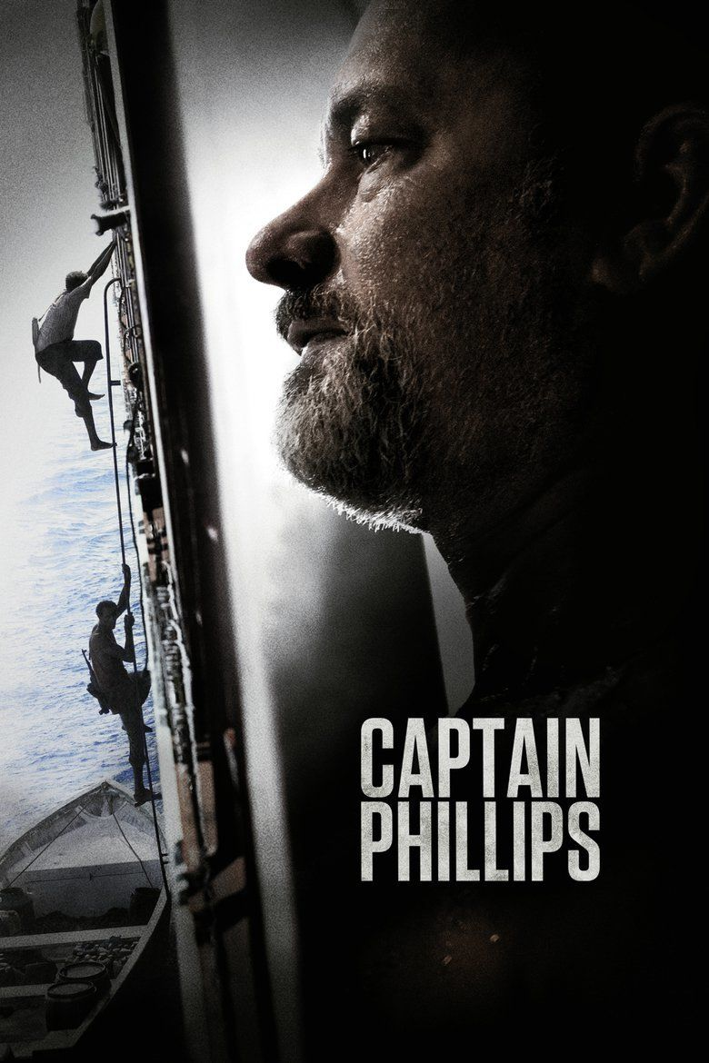 Captain Phillips (film) movie poster
