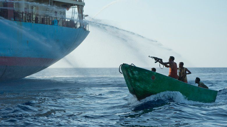 Captain Phillips (film) movie scenes