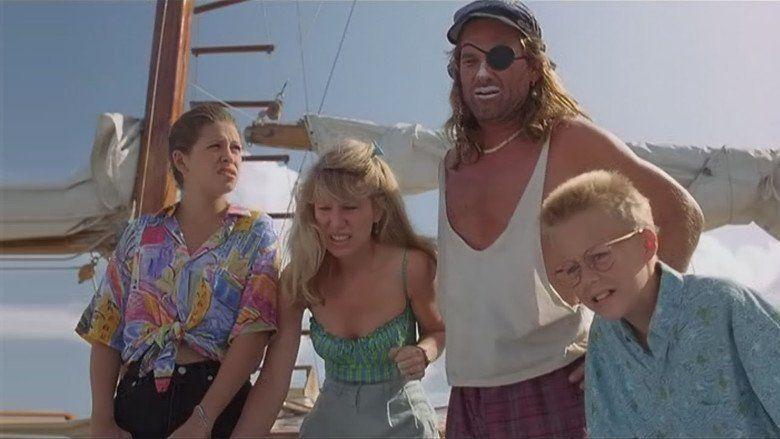 Captain Ron movie scenes