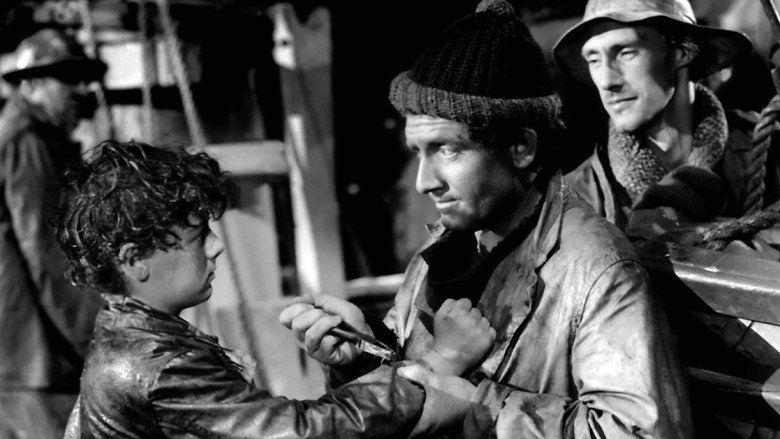 Captains Courageous (1937 film) movie scenes
