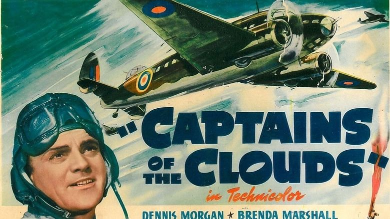 Captains of the Clouds movie scenes