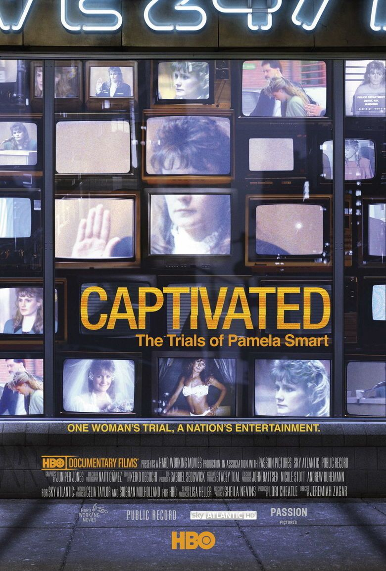 Captivated: The Trials of Pamela Smart movie poster