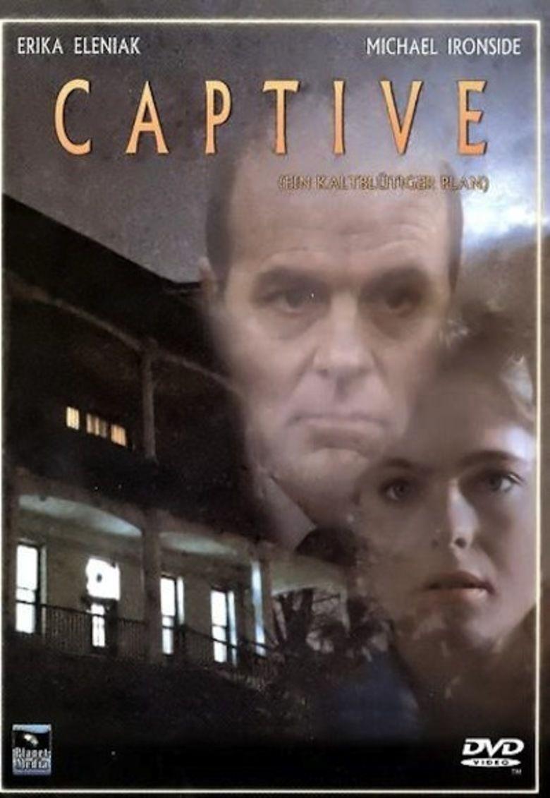 Captive (1998 film) movie poster