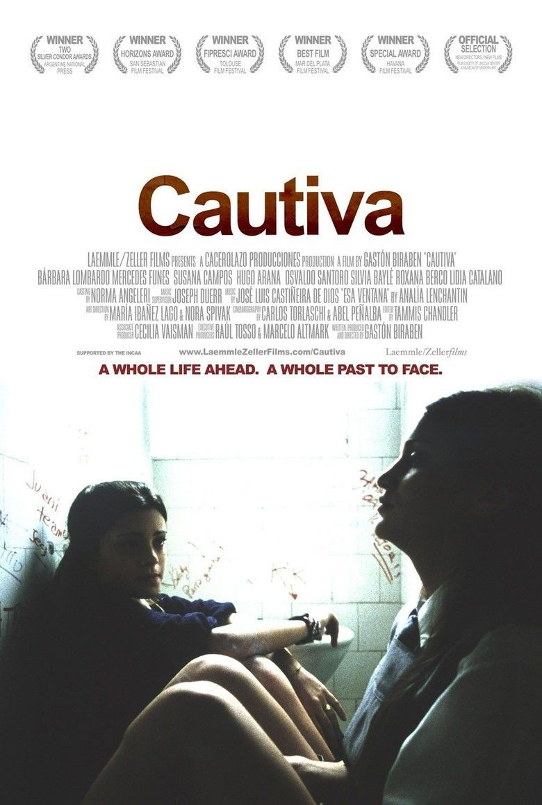 Captive (2003 film) movie poster