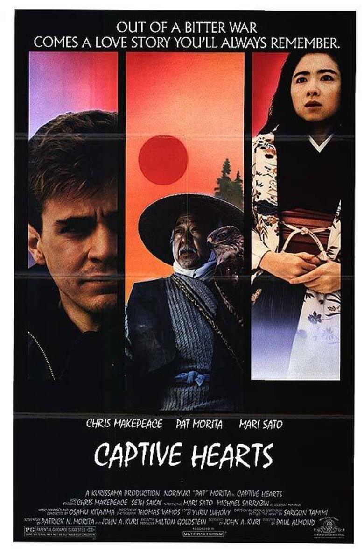 Captive Hearts (film) movie poster
