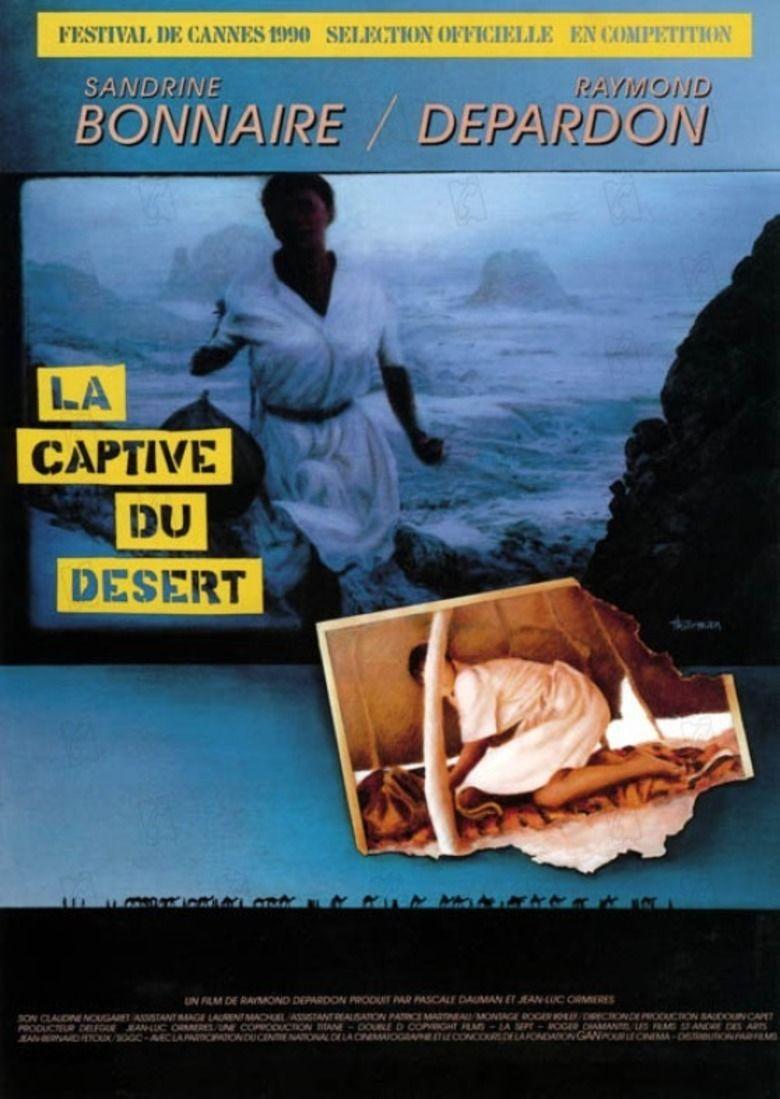 Captive of the Desert movie poster