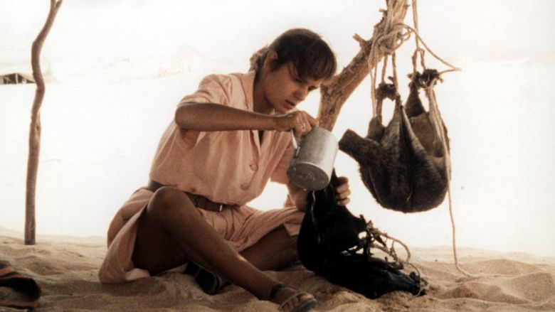 Captive of the Desert movie scenes