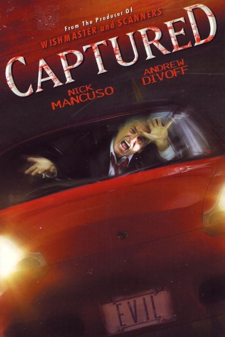 Captured (1998 film) movie poster
