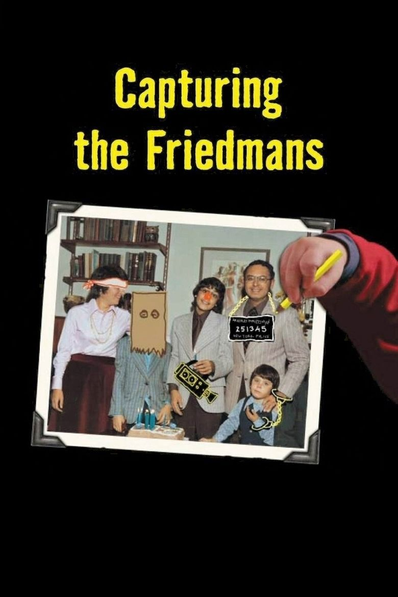 Capturing the Friedmans movie poster