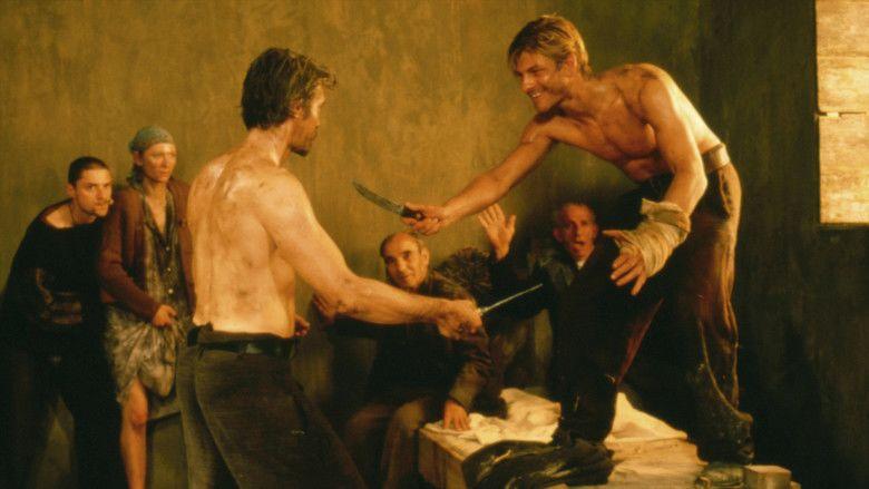 Caravaggio (1986 film) movie scenes