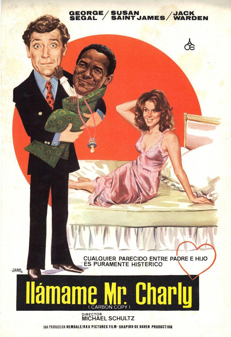 Carbon Copy (film) movie poster