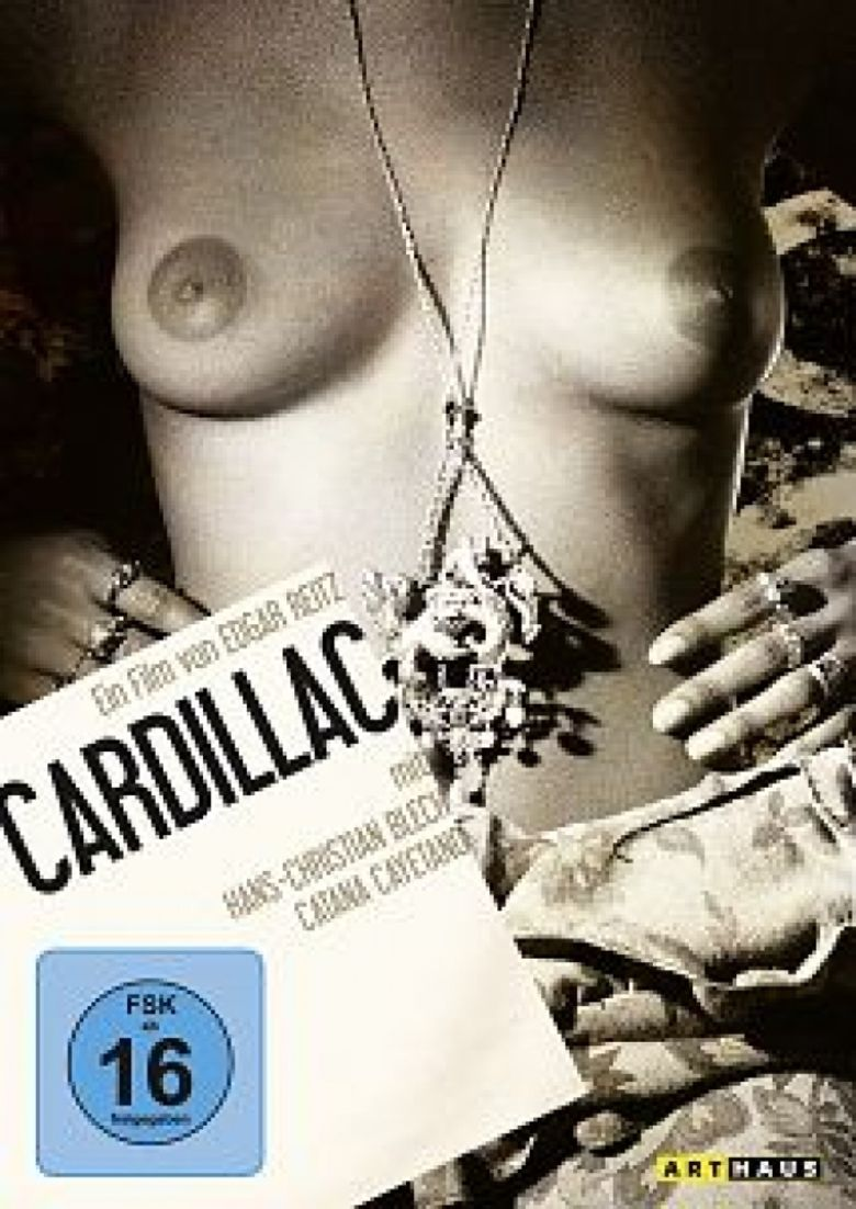 Cardillac (film) movie poster