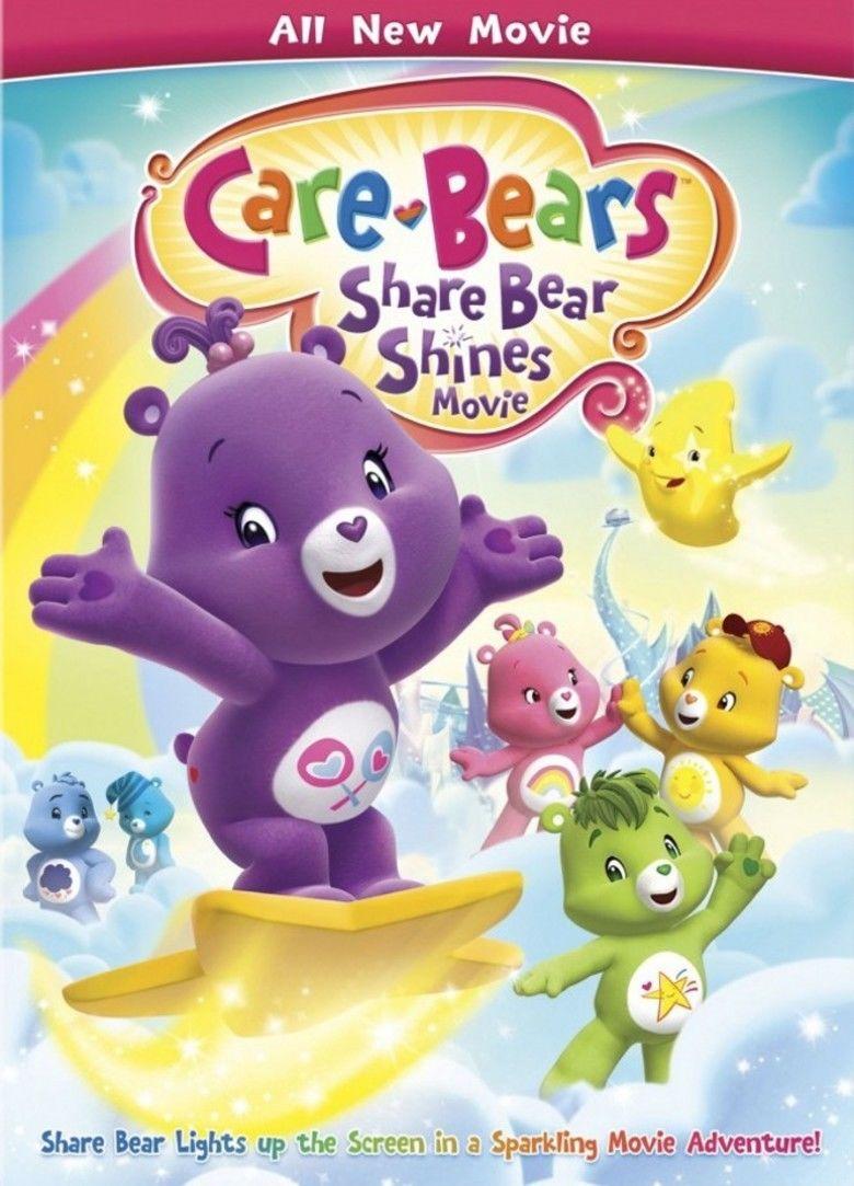 Care Bears: Share Bear Shines movie poster