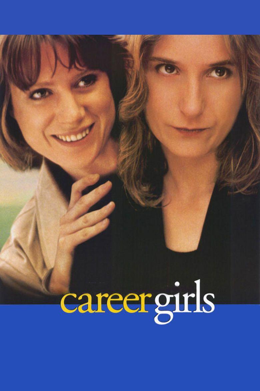 Career Girls movie poster