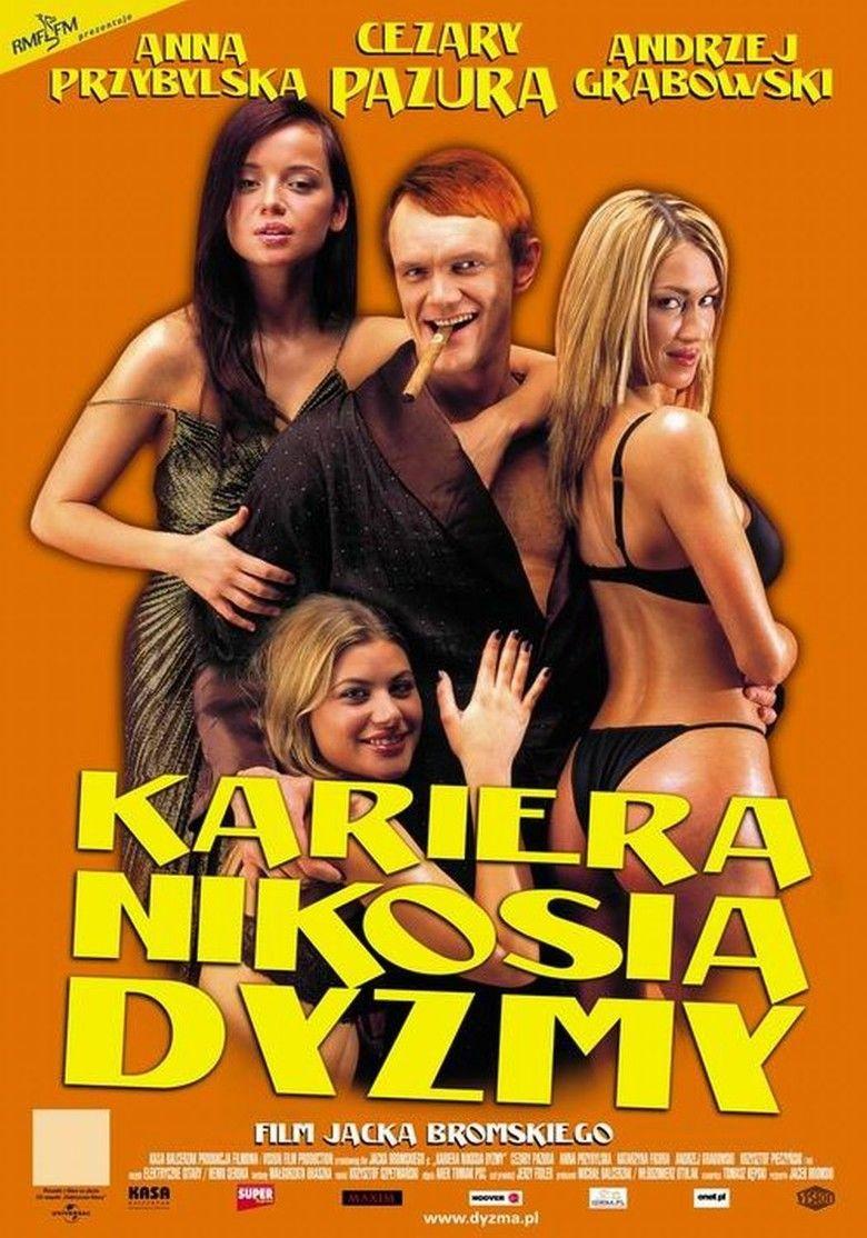 Career of Nikos Dyzma movie poster