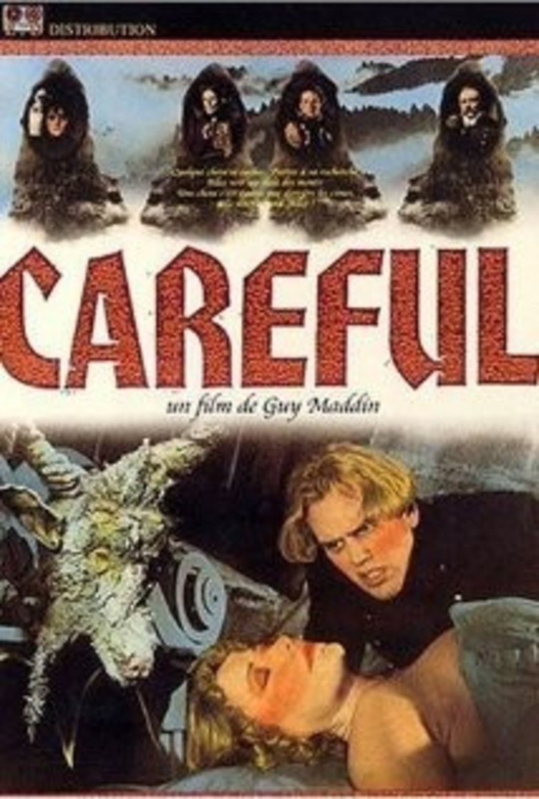 Careful (film) movie poster