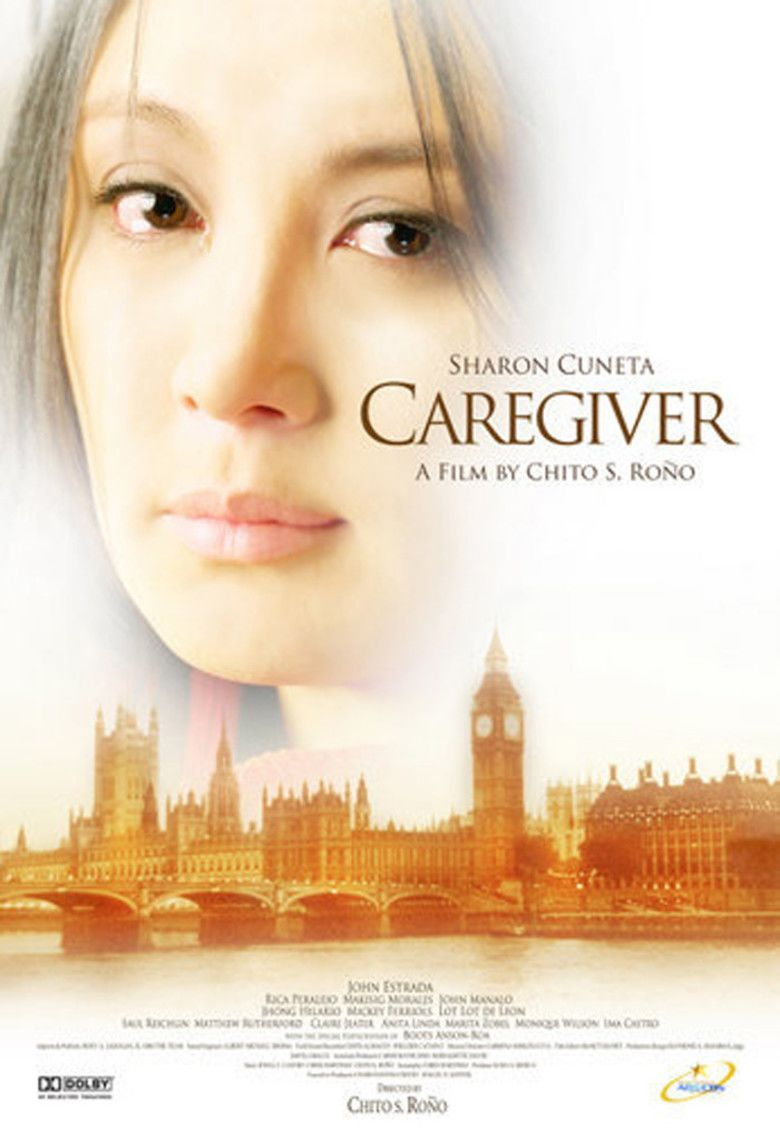 Caregiver (film) movie poster