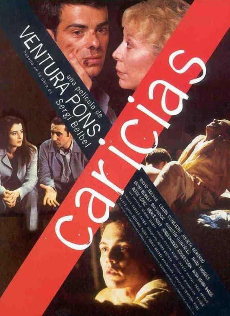 Caresses movie poster