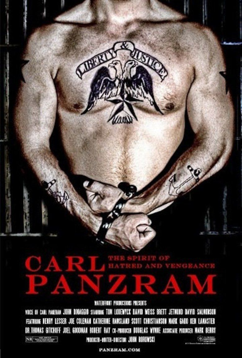 Carl Panzram: The Spirit of Hatred and Vengeance movie poster
