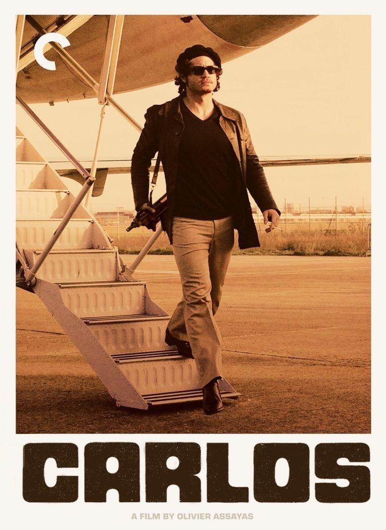Carlos (miniseries) movie poster