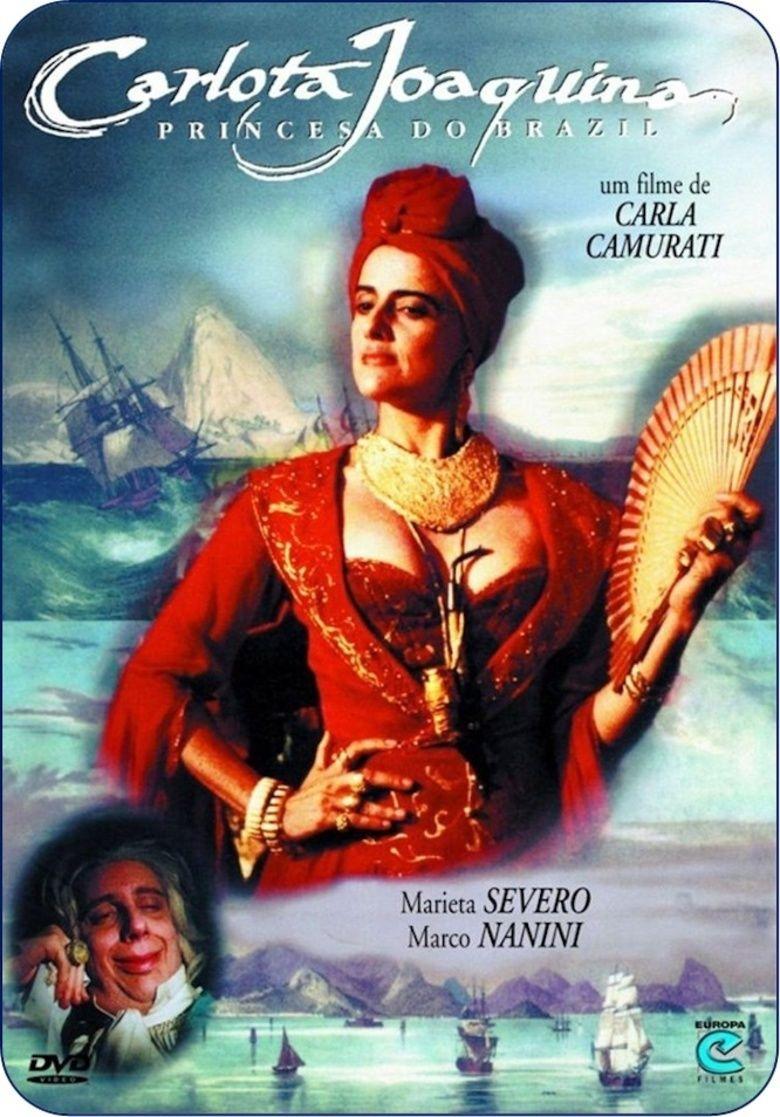 Carlota Joaquina, Princess of Brazil movie poster