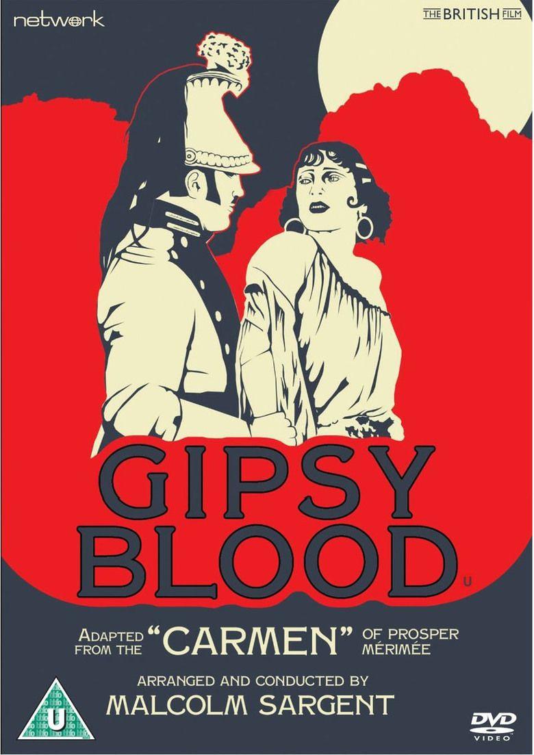 Carmen (1932 film) movie poster