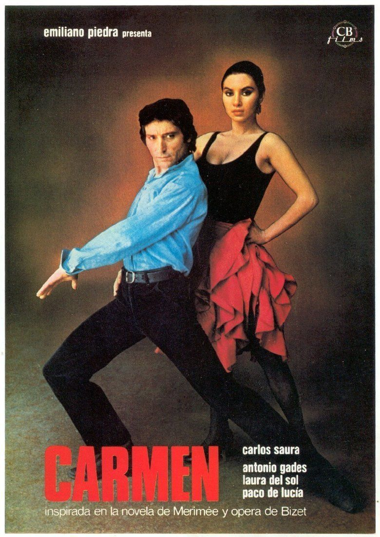 Carmen (1983 film) movie poster