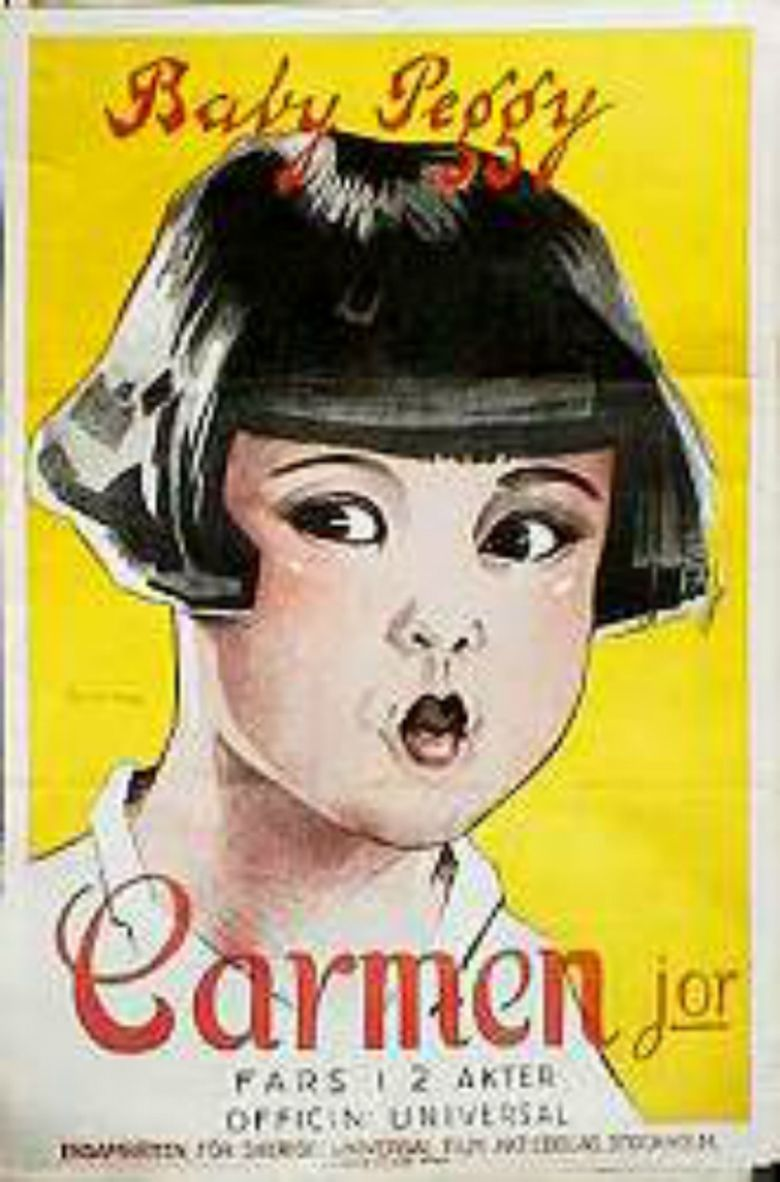 Carmen, Jr movie poster