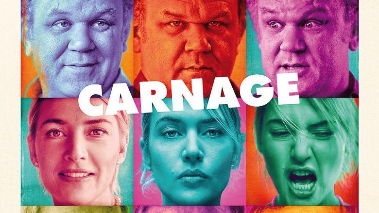 Carnage (2011 film) movie scenes