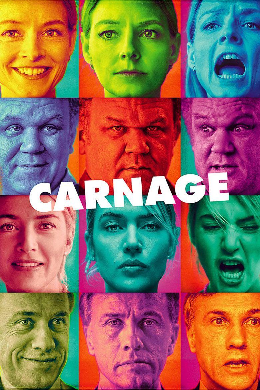 Carnage (2011 film) movie poster