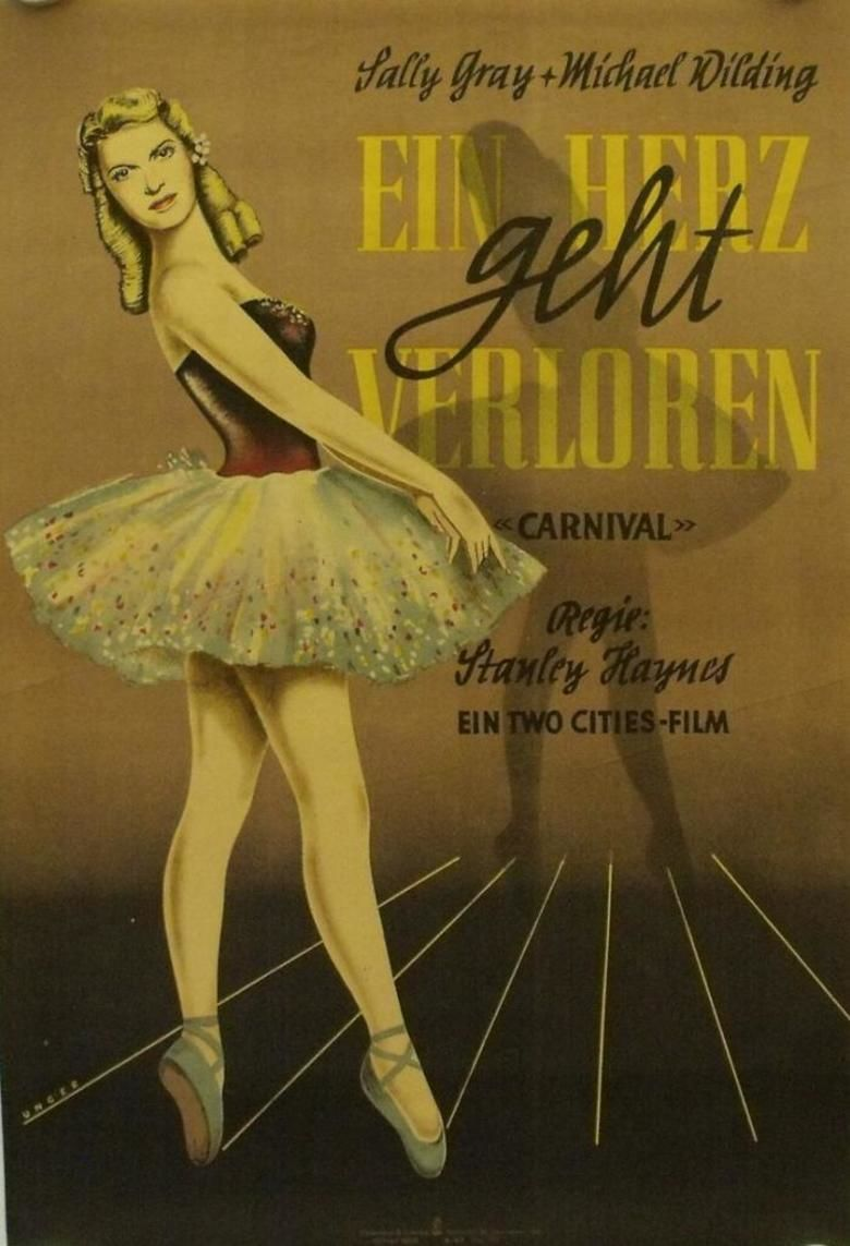 Carnival (1946 film) movie poster