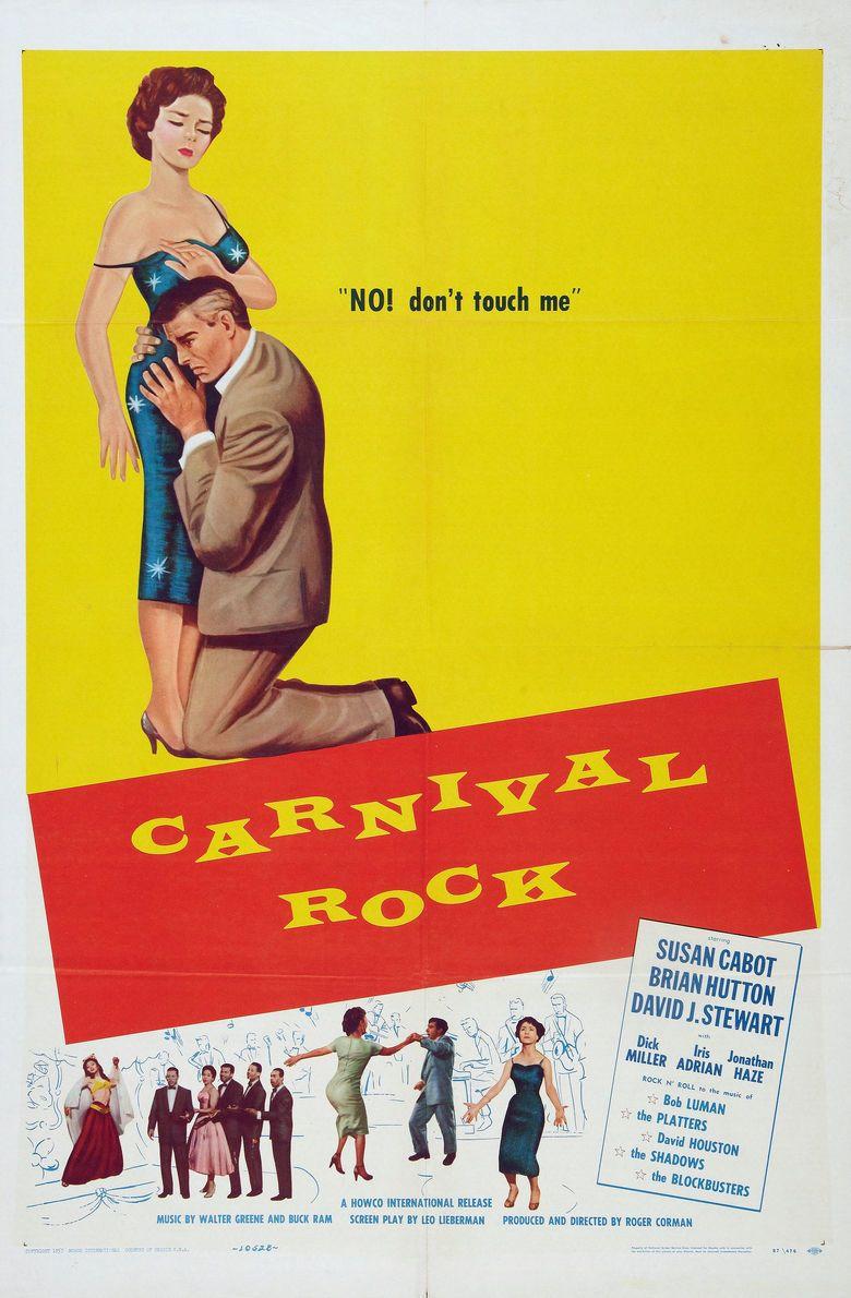 Carnival Rock movie poster