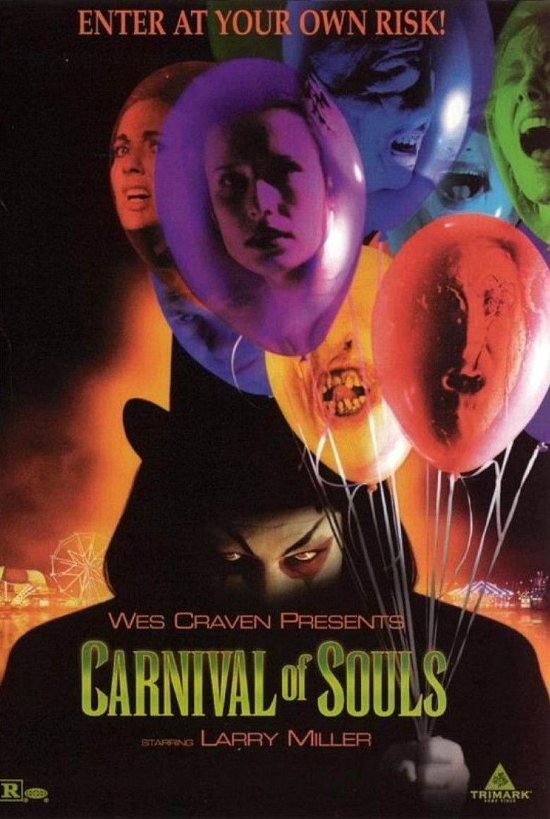 Carnival of Souls (1998 film) movie poster