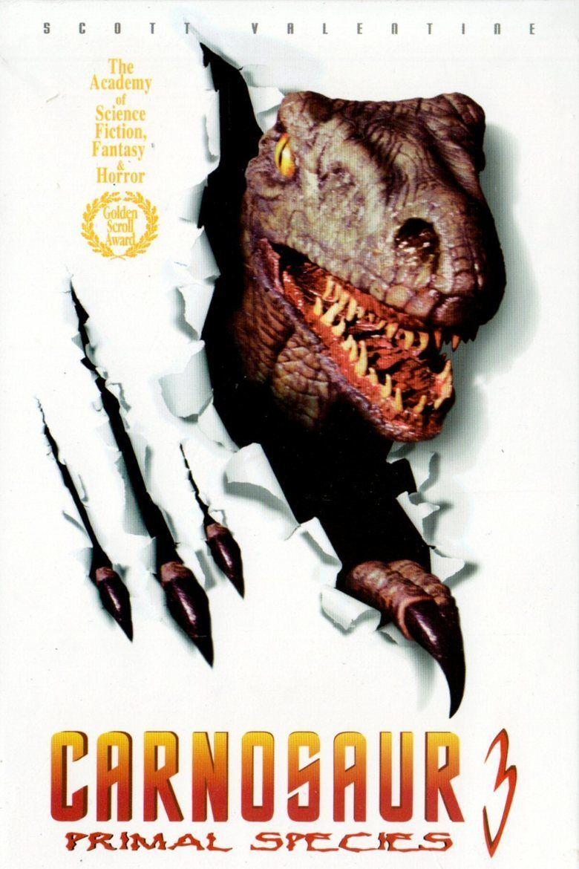 Carnosaur 3: Primal Species movie poster