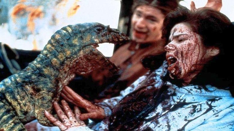 Carnosaur (film) movie scenes