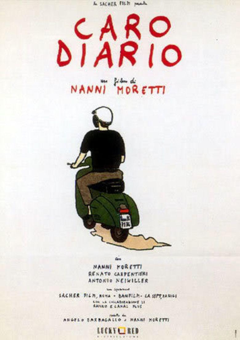 Caro diario movie poster