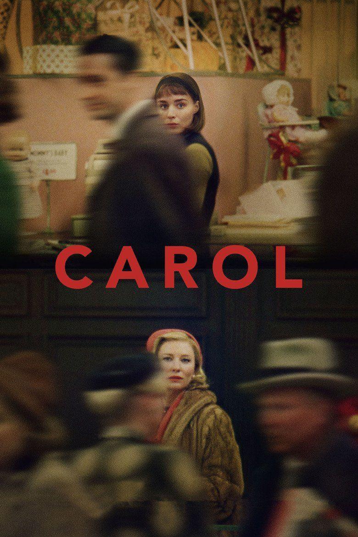 Carol (film) movie poster
