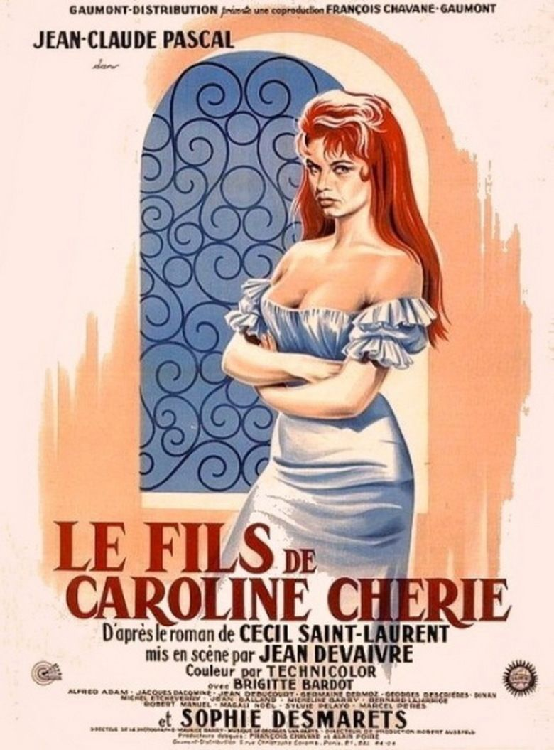 Caroline and the Rebels movie poster
