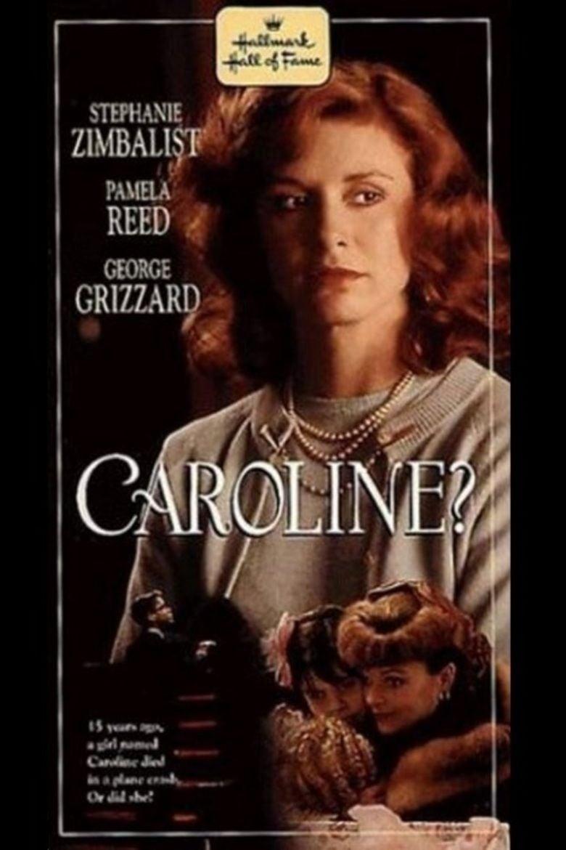 Caroline movie poster