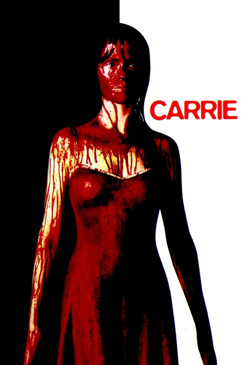 Carrie (2002 film) movie poster