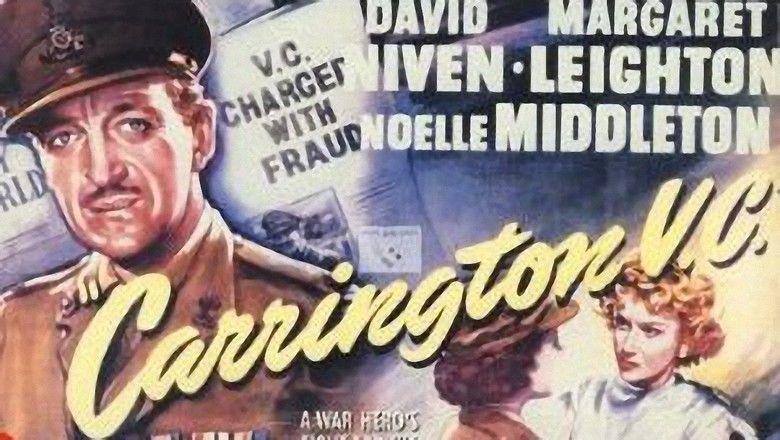 Carrington VC (film) movie scenes
