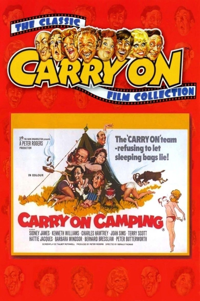 Carry On Camping movie poster