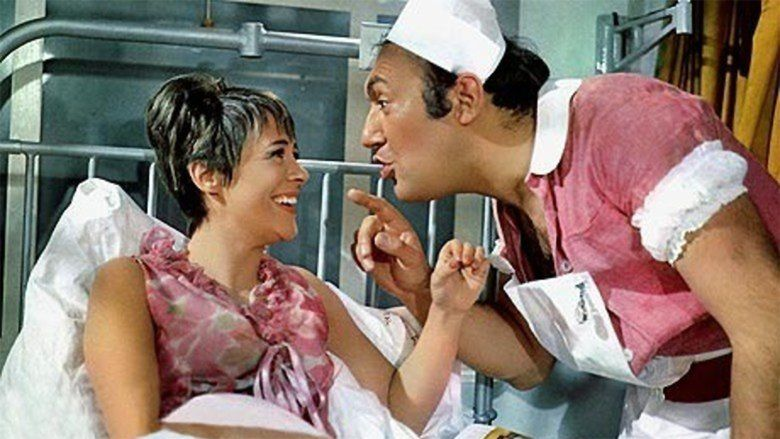 Carry On Cruising movie scenes